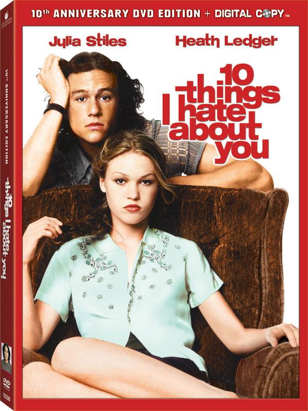 купить сериал 10 причин моей ненависти / 10 Things I Hate About You заказать 1 сезон 20 серий